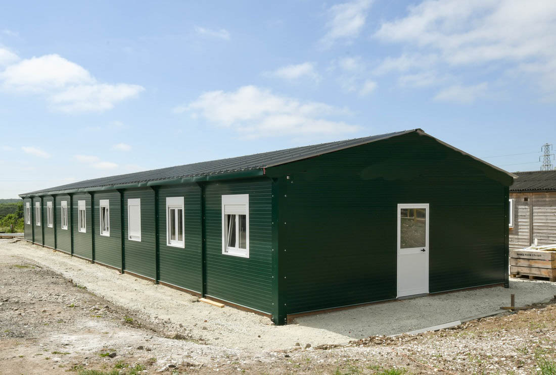 Create A Cabin Delivers Temporary Accommodation