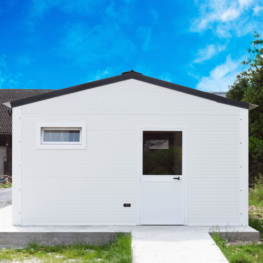 Outside Prefabricated Building Case Studies