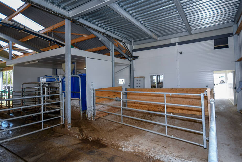 Milking Robot Room