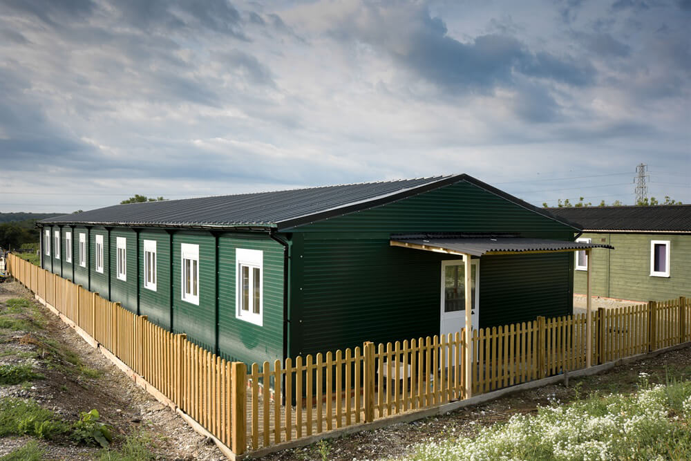 Temporary Accommodation Buildings