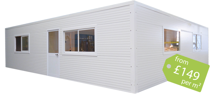 Inside Prefabricated Building